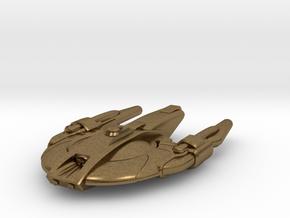 Xuvaxi Regulator in Natural Bronze