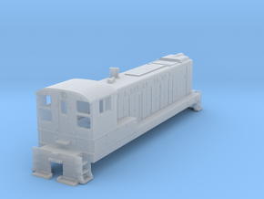 N-Scale Baldwin S-12 in Frosted Ultra Detail