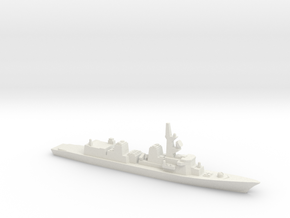 Murasame-class destroyer, 1/2400 in White Strong & Flexible