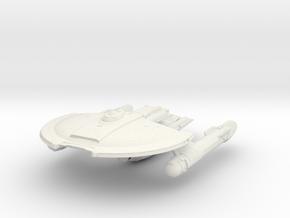 Dart Class III  Destroyer in White Natural Versatile Plastic