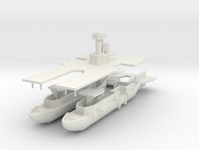 Netherlands Karel Class Carrier in White Natural Versatile Plastic