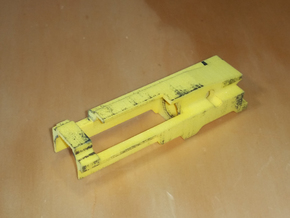 KC02 Lightning Carrier in Yellow Processed Versatile Plastic