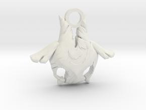 KindredWolf in White Natural Versatile Plastic