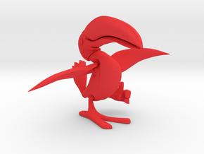 TUCA    . Tucano . Tucan . Toucan  . オオハシ . 큰 부리 새 in Red Processed Versatile Plastic