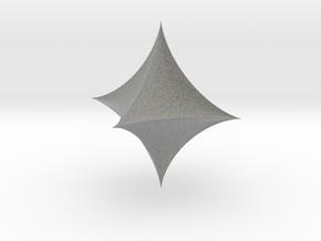 Astroidal Ellipsoid in Metallic Plastic