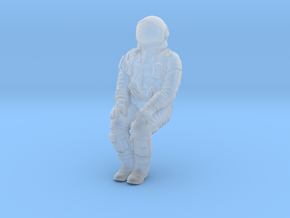 Gemini Astronaut 1:48 in Smoothest Fine Detail Plastic