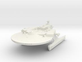 "Soyuz   Class 2.5"" in White Natural Versatile Plastic"