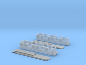 BLS Ae 8/8 271 in Smooth Fine Detail Plastic