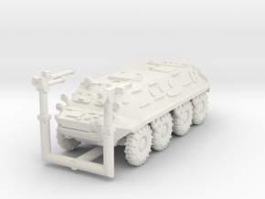 MG144-R13A BTR-60PA in White Strong & Flexible