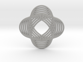 0540 Motion Of Points Around Circle (5cm) #017 in Aluminum