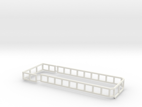 AS 22 Silage racks in White Natural Versatile Plastic