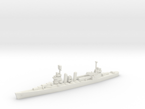 New Orleans class cruiser 1/1800 in White Strong & Flexible