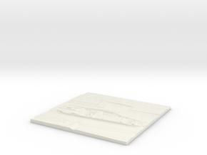 F40  in White Natural Versatile Plastic