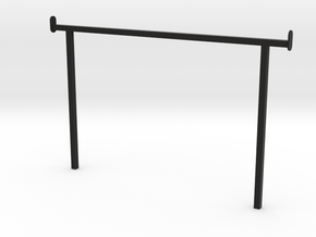 Expedition Rack in Black Natural Versatile Plastic
