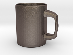 Designers Mug for Coffee or else in Stainless Steel