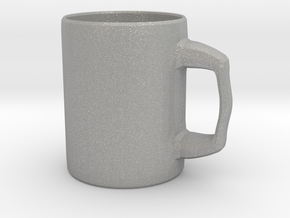 Designers Mug for Coffee or else in Aluminum