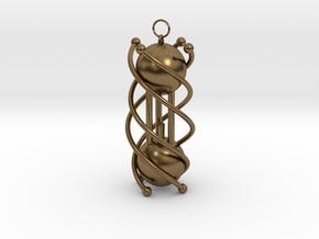 Design Fantasy Lantern in Natural Bronze
