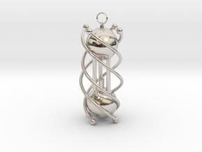 Design Fantasy Lantern in Platinum