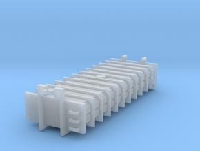 Abrollcontainer Wassertank 1:87 in Smooth Fine Detail Plastic