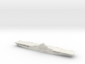 1/1800 US CV11 Intrepid [1945] in White Natural Versatile Plastic