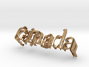 Canada Saudi 3,5 Inch 4 in Polished Brass