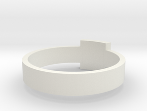 Model-23b05b117175934541cd89ac152e20cf in White Natural Versatile Plastic