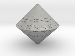 d36: 2d6 in one! in Aluminum
