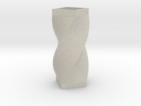 Vase quarter in Sandstone