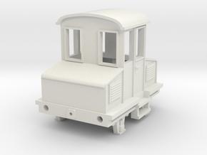 loco TIBB in White Natural Versatile Plastic