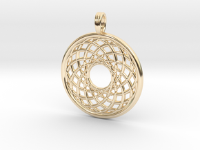 FREQUENUS COSMICA in 14K Yellow Gold