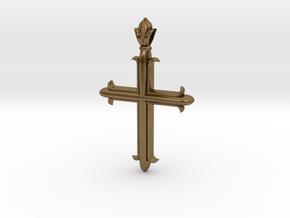 Cross flory ver1 in Natural Bronze