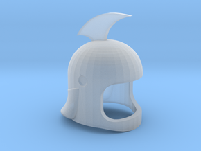 Helmet Grandizer V.39 in Smooth Fine Detail Plastic