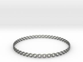 Model-35d6a8e27012e2a722dda84f34884cba in Fine Detail Polished Silver
