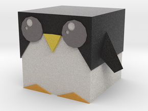 Penguin Cubeez in Full Color Sandstone