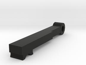 A&K CNC Masada Hopup Arm in Black Strong & Flexible