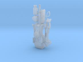 1/18 scale Sentrygun in Smooth Fine Detail Plastic