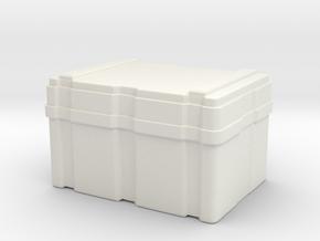 SULACO Cargobox Big 1:6 in White Natural Versatile Plastic