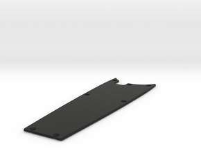 DIY Felt IA Calpac cover in Black Natural Versatile Plastic