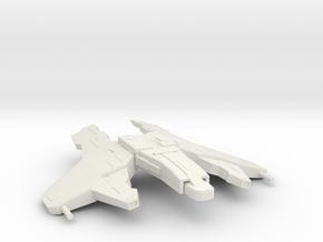 Dread Ship in White Strong & Flexible