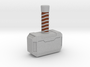 Mjolnir in Full Color Sandstone