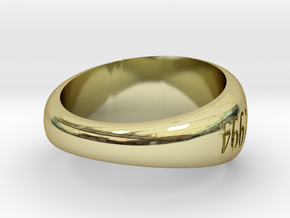 Model-396c780acdc9b27450a41f0a12035284 in 18k Gold