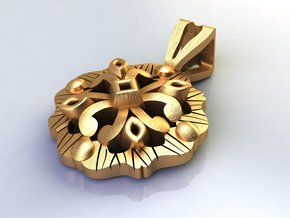 AlaCarte Diverse and unique in Natural Brass