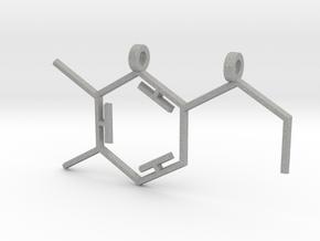 Dopamine Pendant in Aluminum