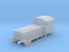 SJ litt Z3 Modern - 1:160 (N) in Frosted Ultra Detail