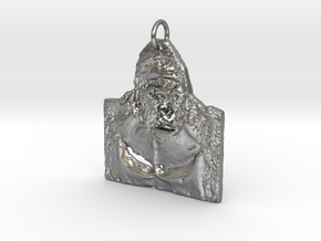 Harambee SilverBeing in Raw Silver