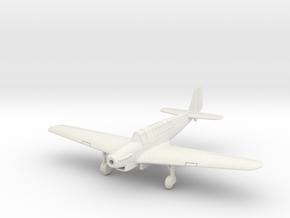 Fairey Fulmar 1 gear down in White Natural Versatile Plastic: 1:144