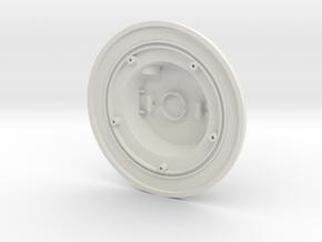 K55X Left Cup Mini-xlr in White Natural Versatile Plastic