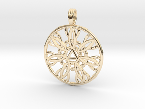 STARPOINT BAY in 14K Yellow Gold