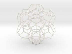 Spirit Molecule in White Strong & Flexible