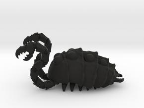 Wusler 01 in Black Natural Versatile Plastic